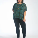 Wardrobe Oxygen in the Paradox Top and High Legging