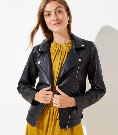 LOFT moto jacket