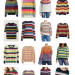 best striped sweaters for women plus sizes petite misses