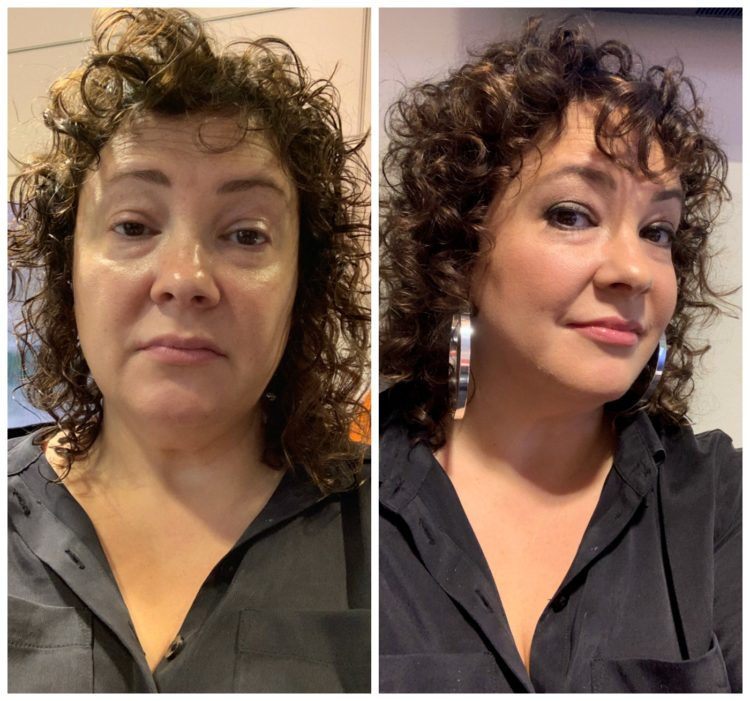 makeup for the today show