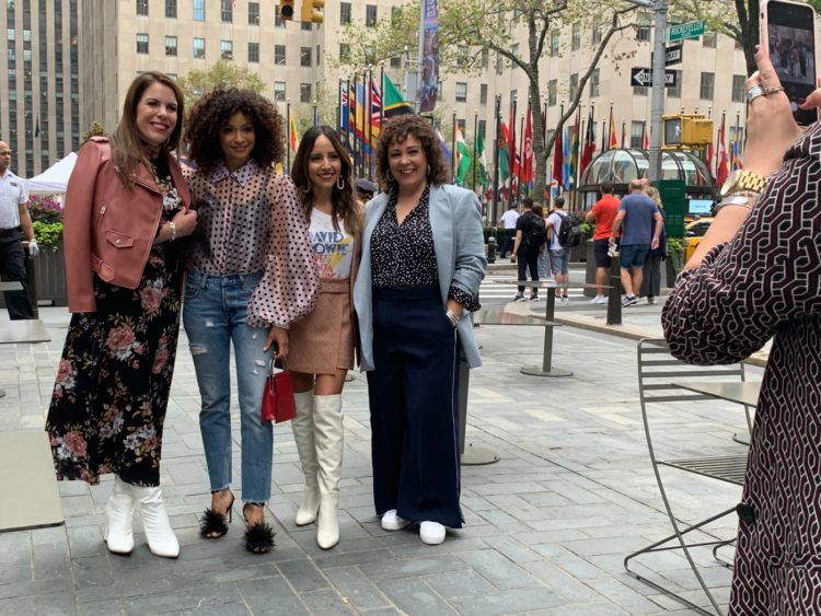 mom influencers on the today show 2019