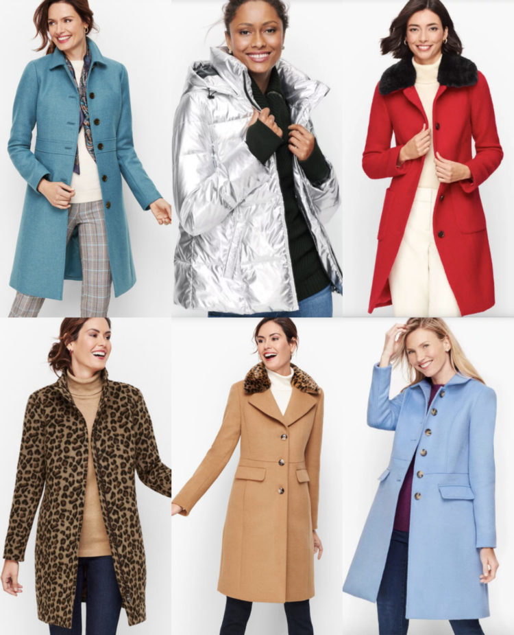 the best coats from talbots 1