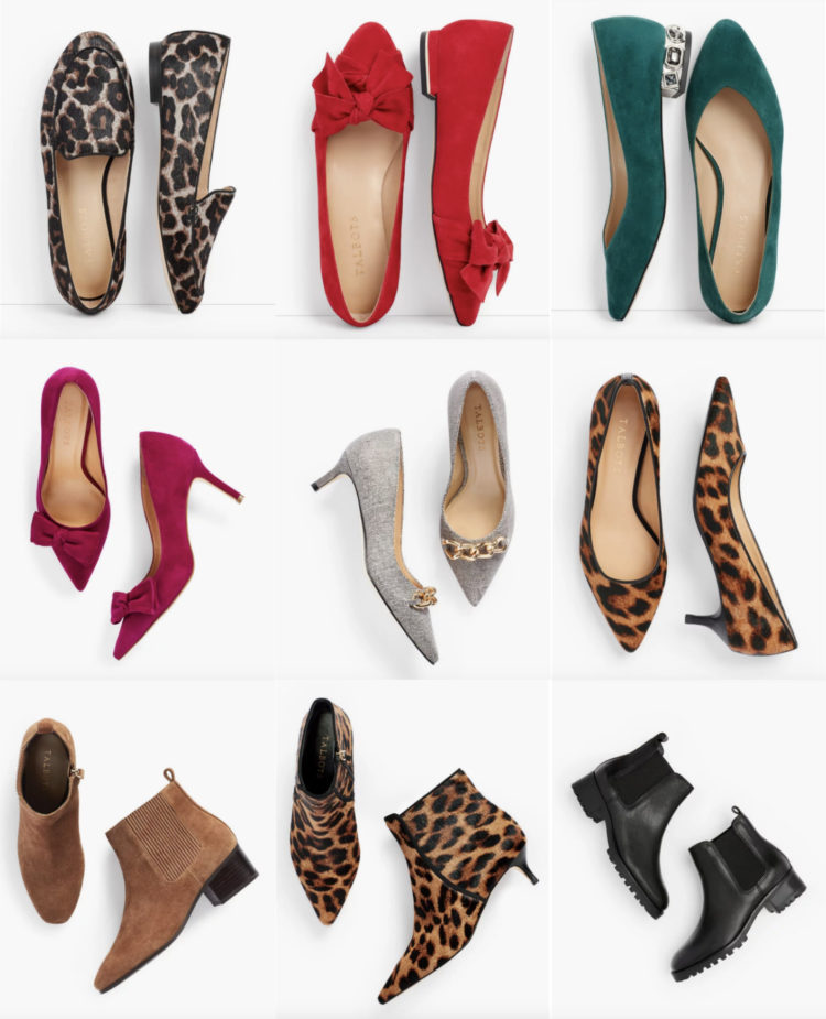 the best shoes from talbots