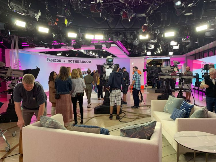 today show behind the scenes
