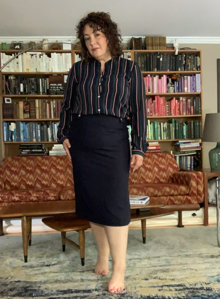 trunk club review tommy skirt 1