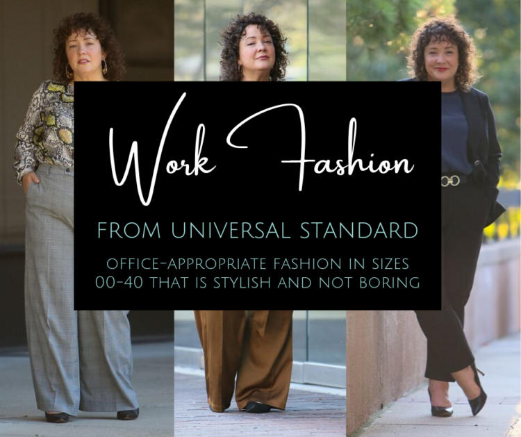 workwear by universal standard
