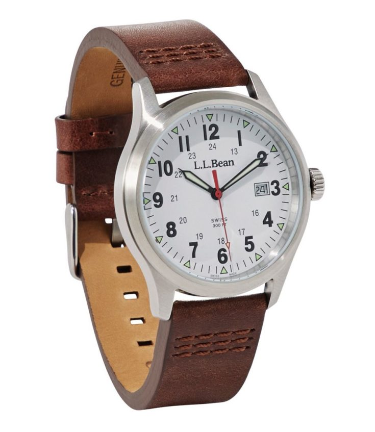 L.L.Bean Katahdin 42mm Field Watch
