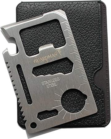 Guardman Wallet Multitool
