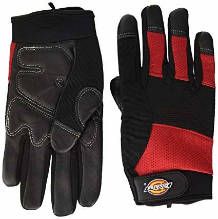Dickies Hi-Performance Goatskin Leather Gloves