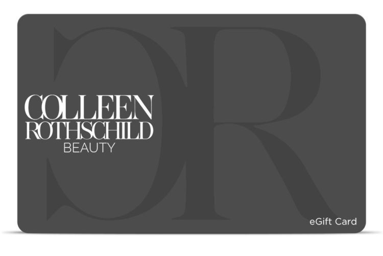 colleen rothschild gift card