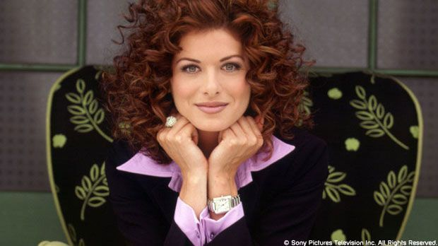 debra messing will and grace