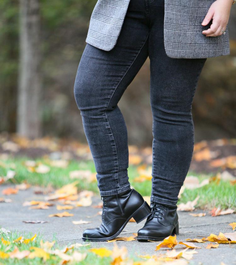 la canadiene boot wide width 3