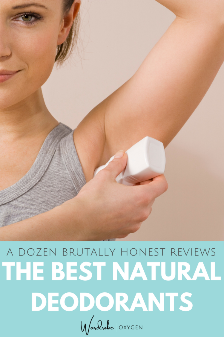 Reviews of over a dozen natural deodorants including a Lume Deodorant Review
