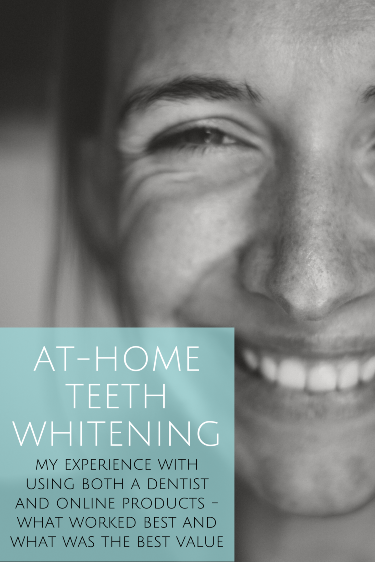 My At Home Teeth Whitening Experience Wardrobe Oxygen