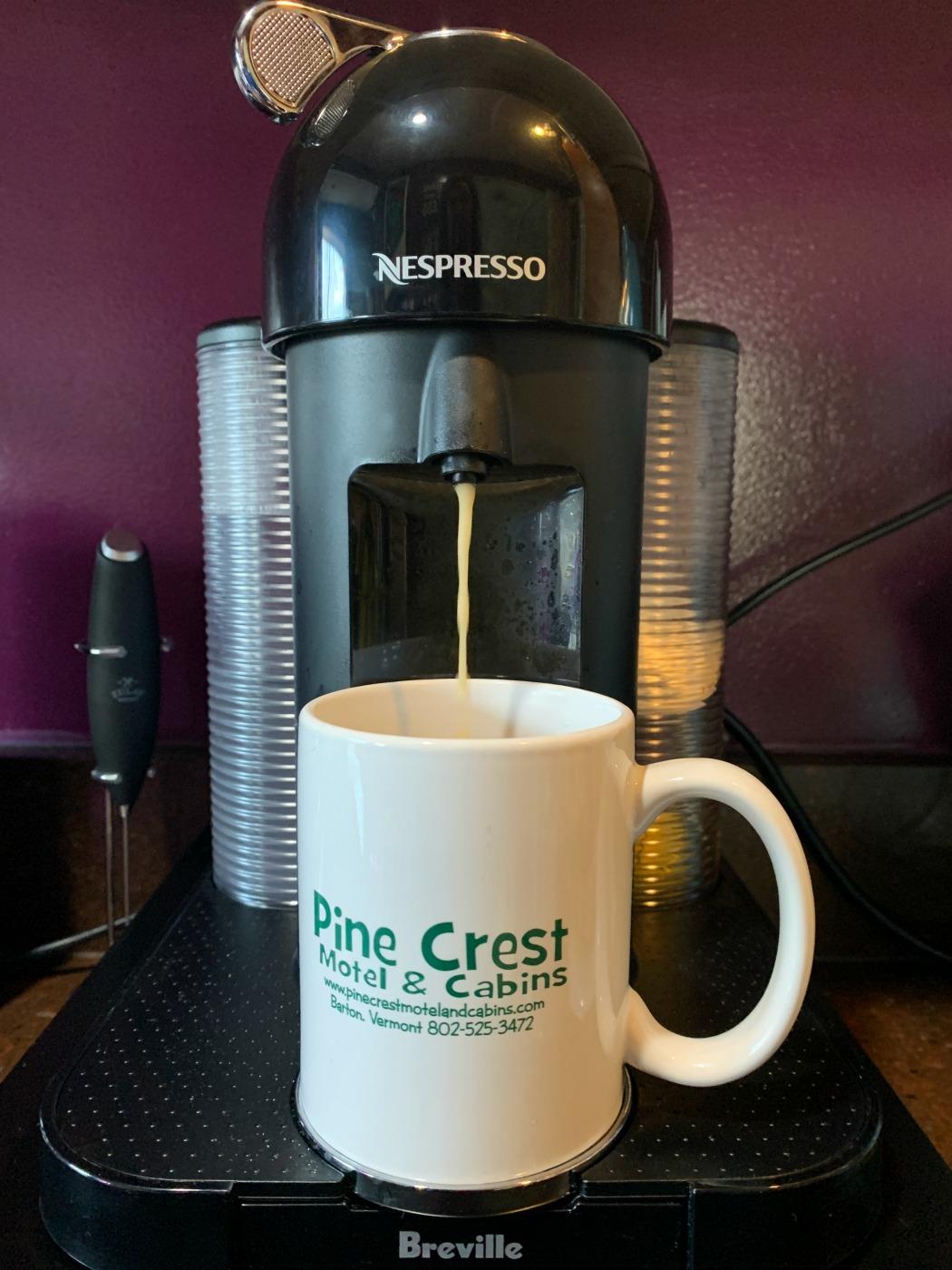 breville nespresso machine review