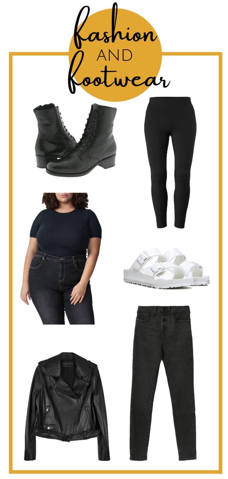 fashion and footwear