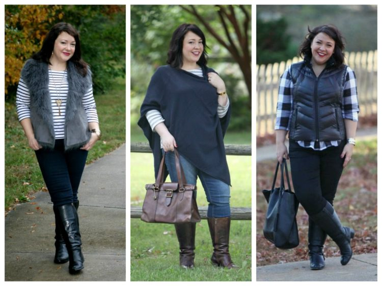 how to style knee high boots old style