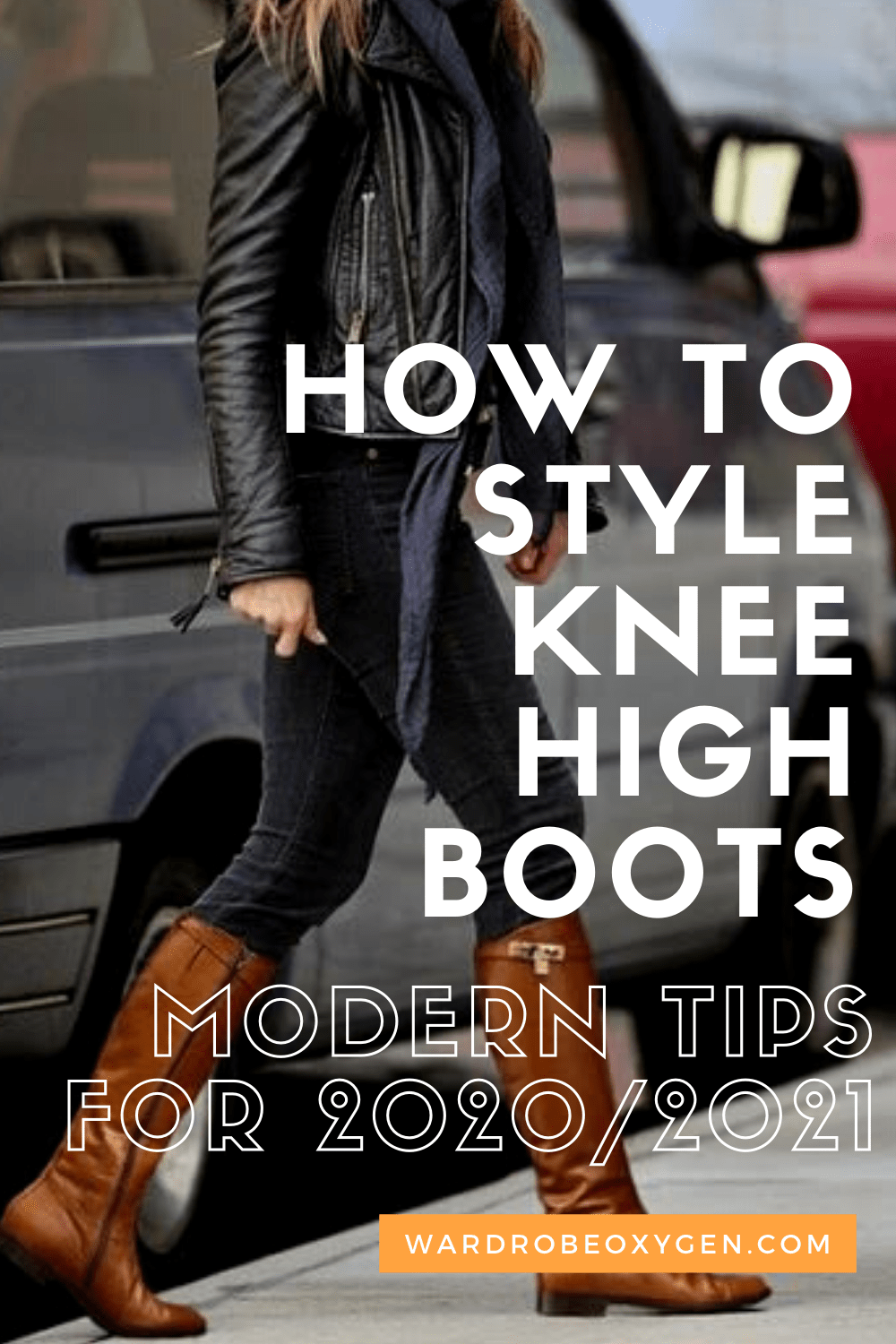 How To Style Knee High Boots For 2020 Wardrobe Oxygen