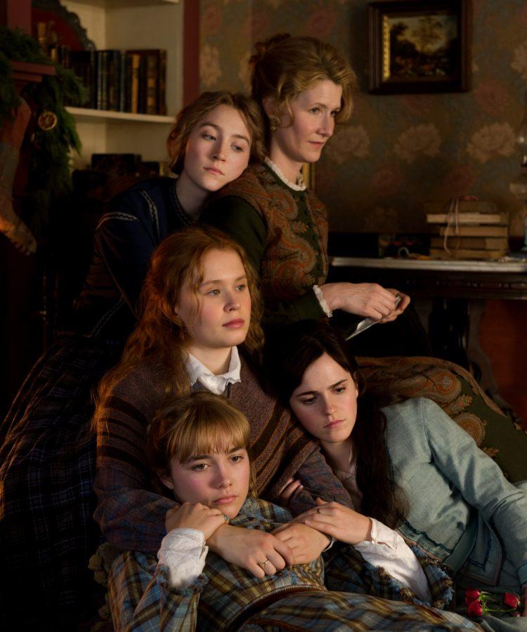 the cast of little women 2019