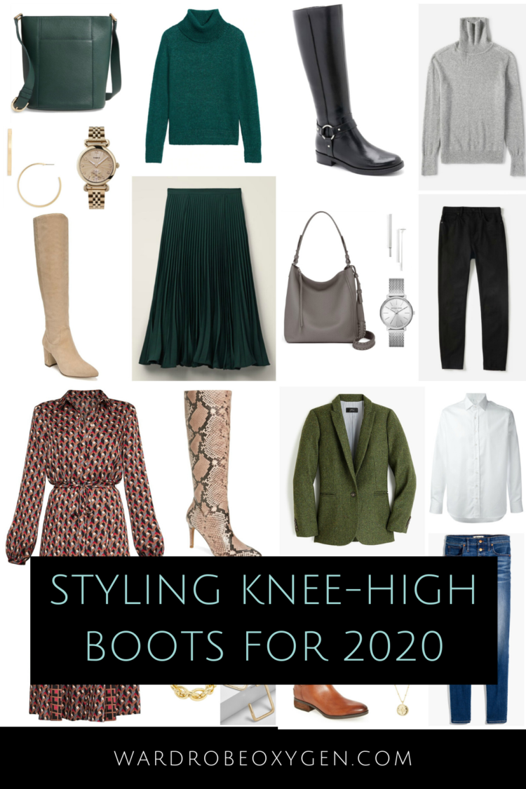 styling tips for knee high boots in 2020