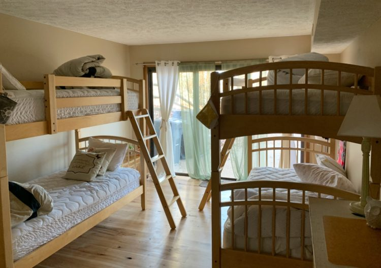 lake anna house rental for families