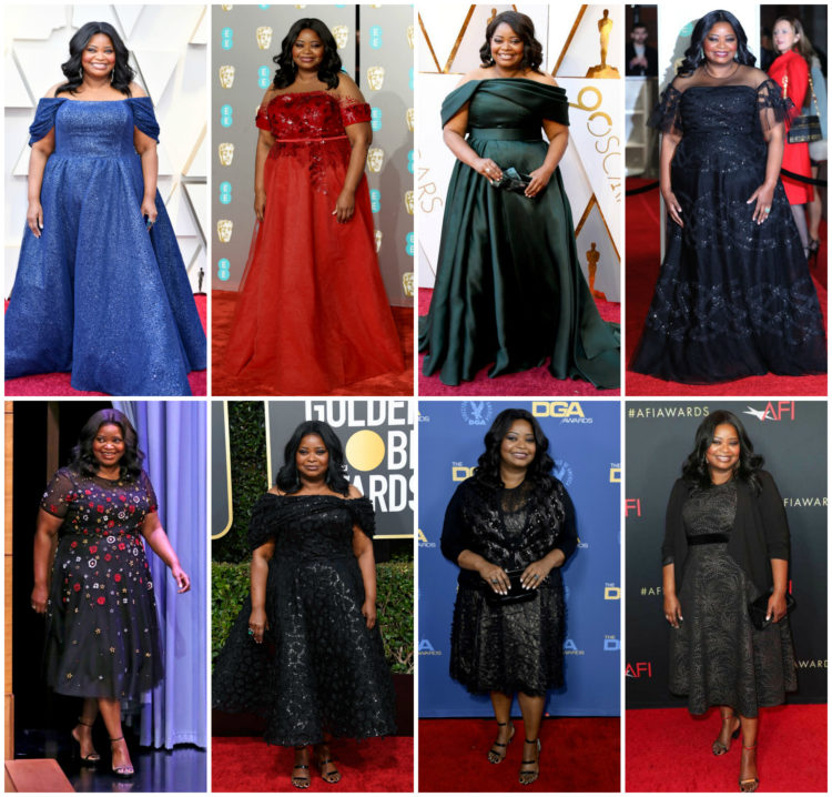 octavia spencer fashion