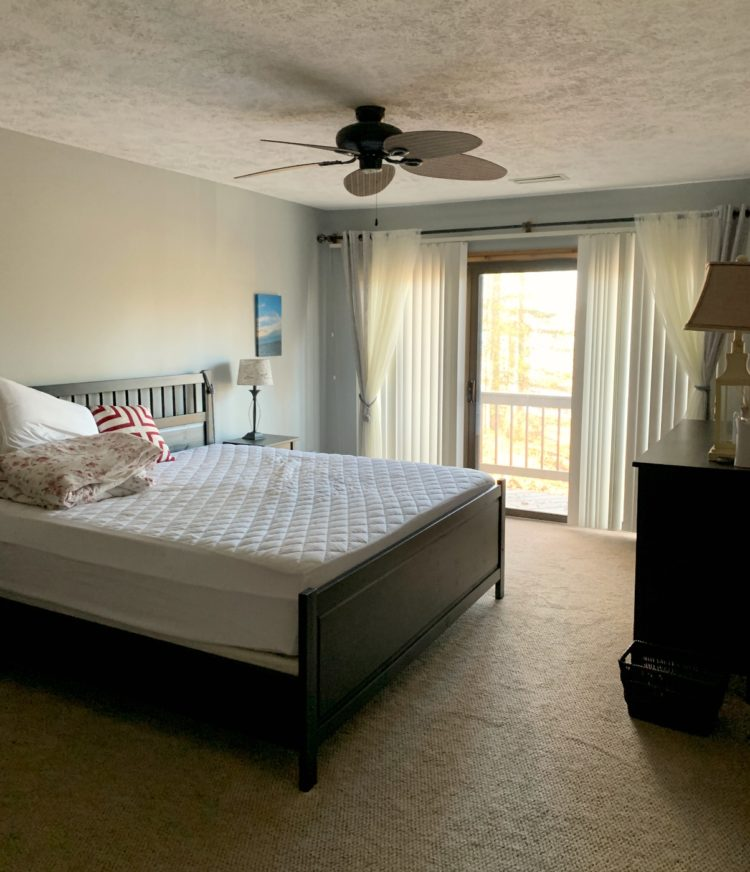 side effects cove airbnb lake anna bedroom