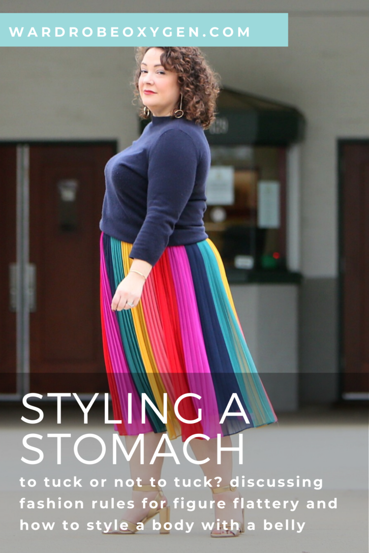 styling a stomach
