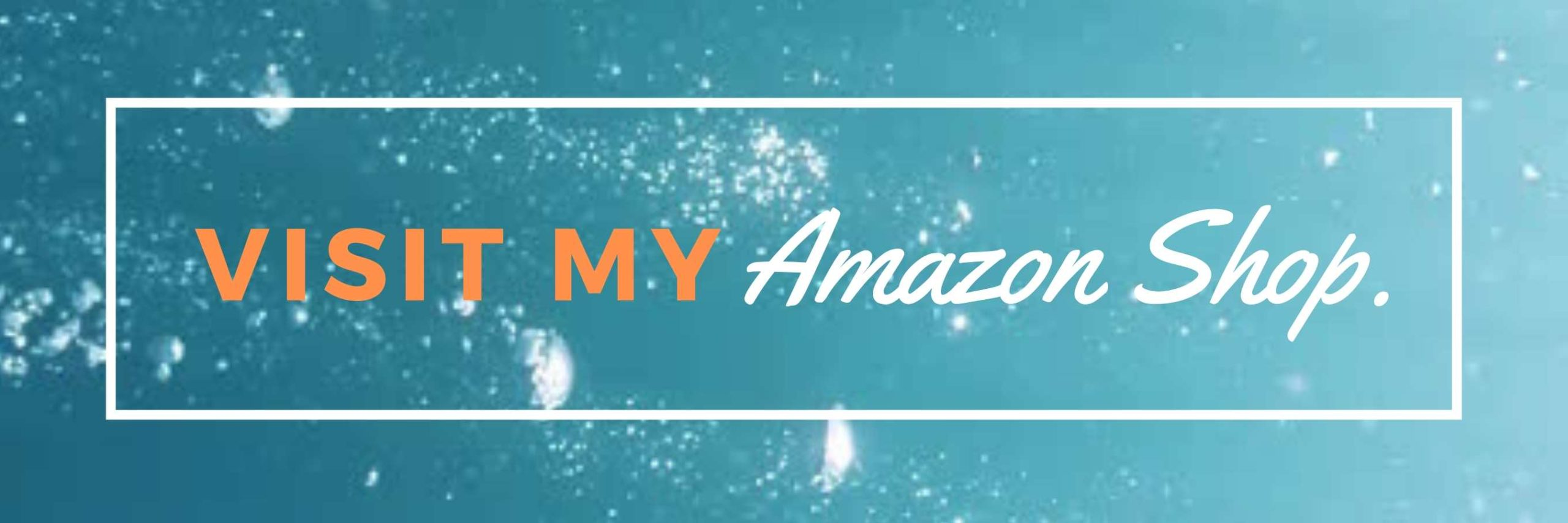 click to shop my curated collection of favorite items available on Amazon