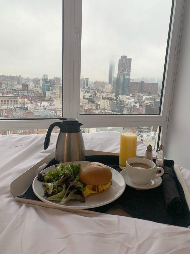 nomo soho room service