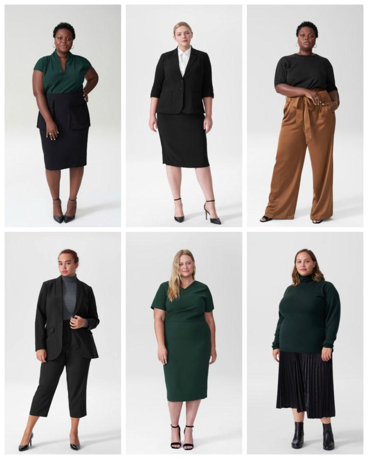 universal standard workwear