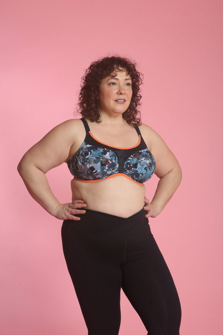 Elomi Energise High Impact Underwire Sports Bra review