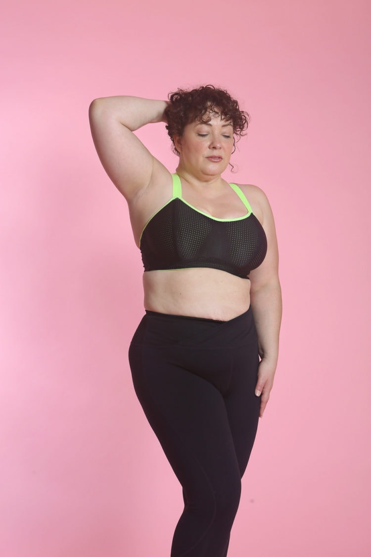 Pour Moi Energy Convertible High Impact Underwire Sports Bra review
