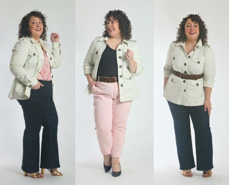 how to style the cabi kenya jacket