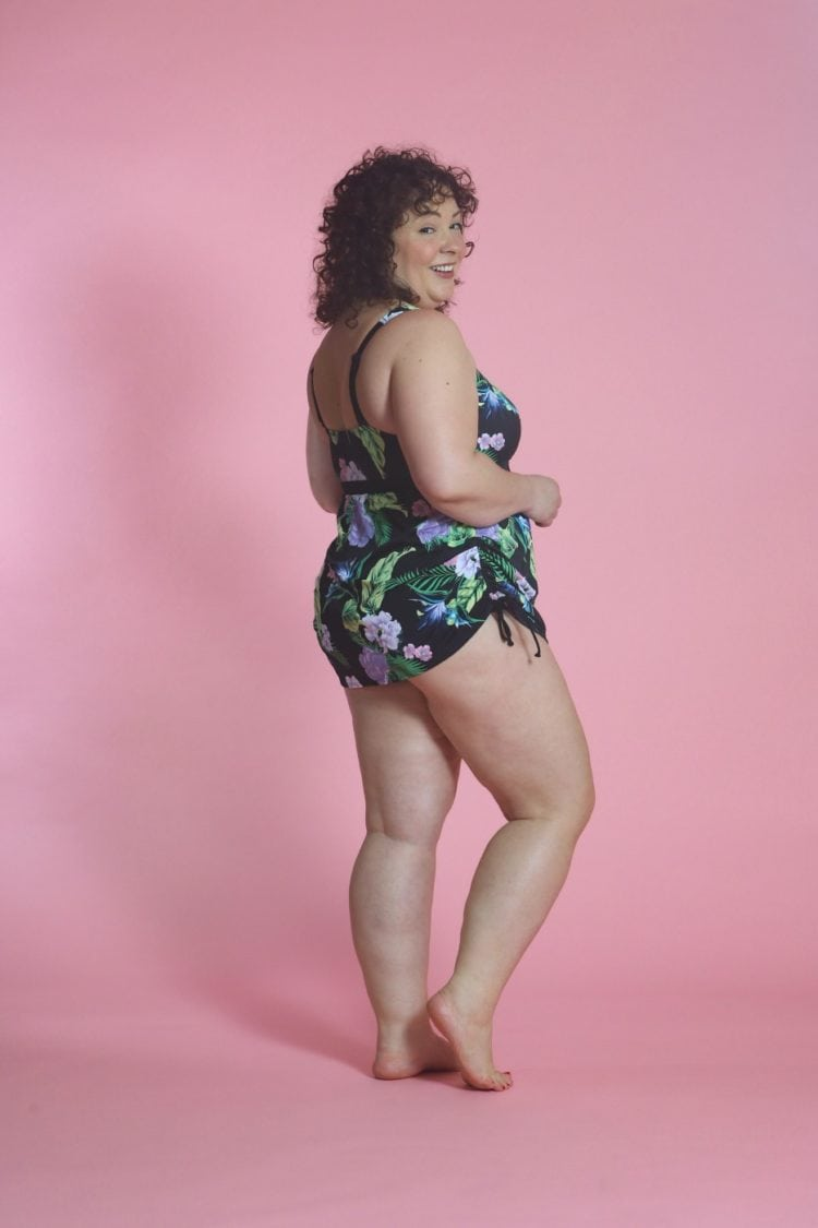 lane bryant bathing suit review 2