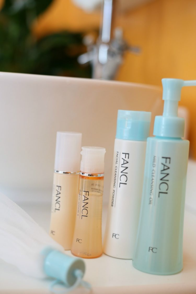 FANCL skincare review honest