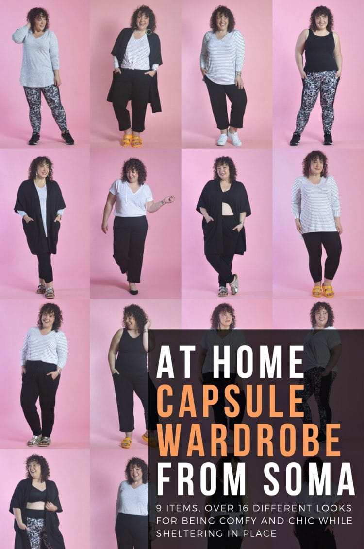 at home capsule wardrobe soma