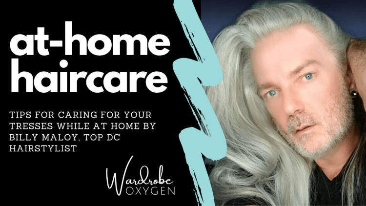 at home haircare tips from a pro