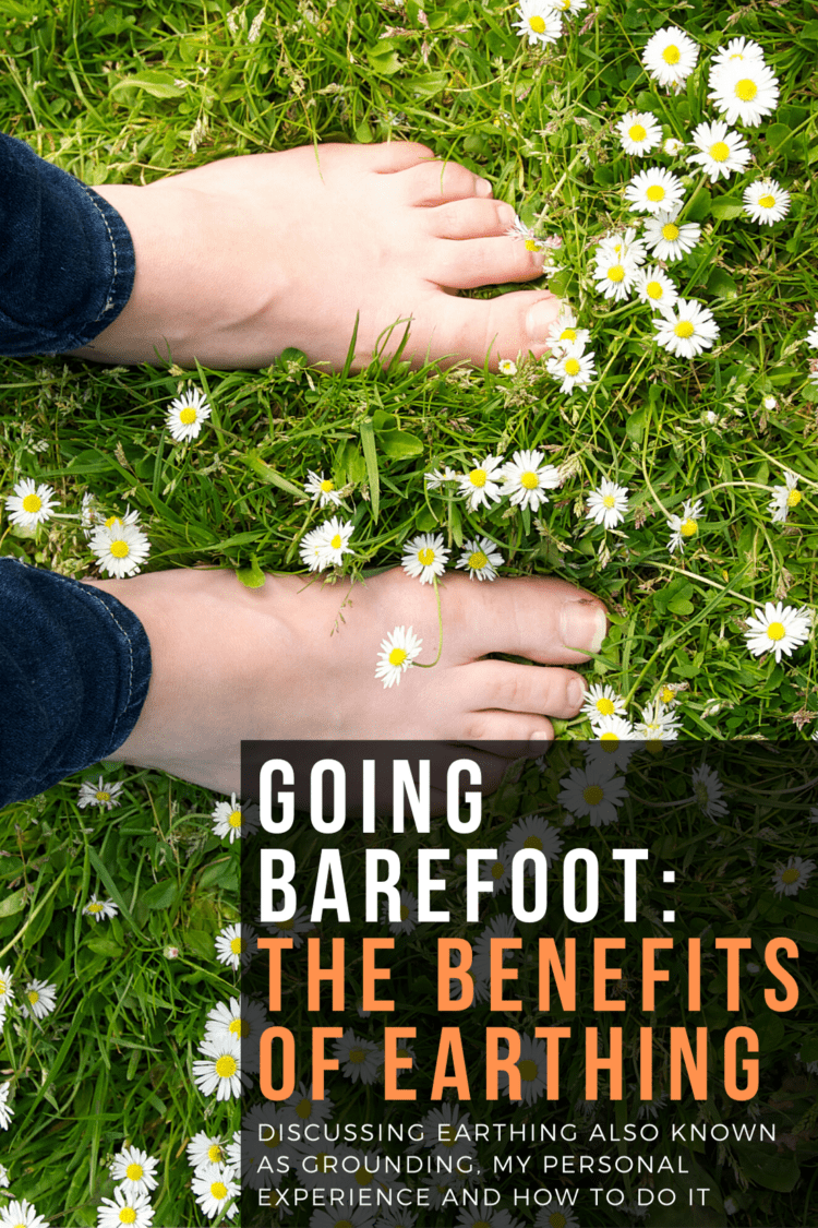 the benefits of earthing or grounding