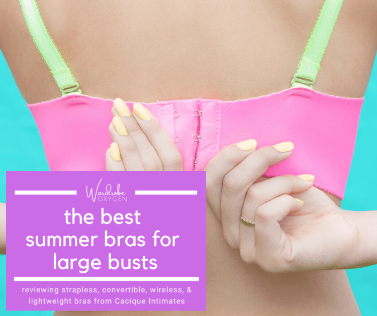 best summer bras for large busts
