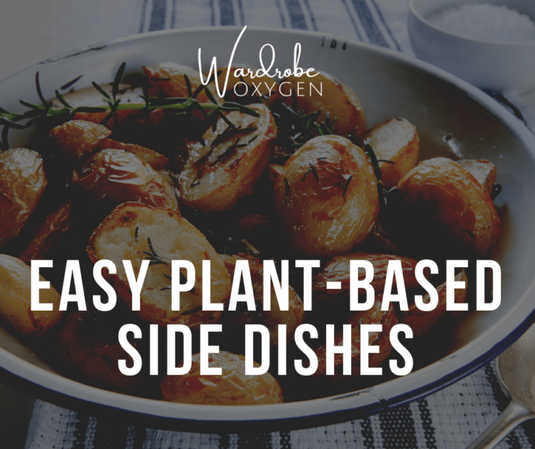 easy plant based side dishes