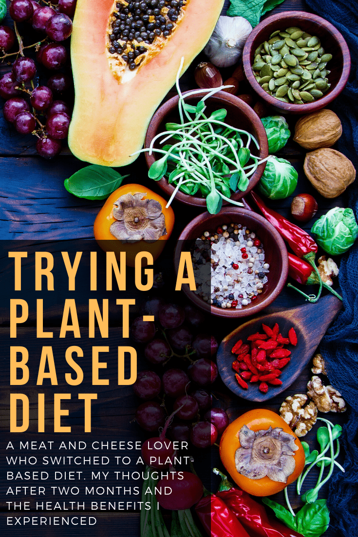 switching to a plant based diet