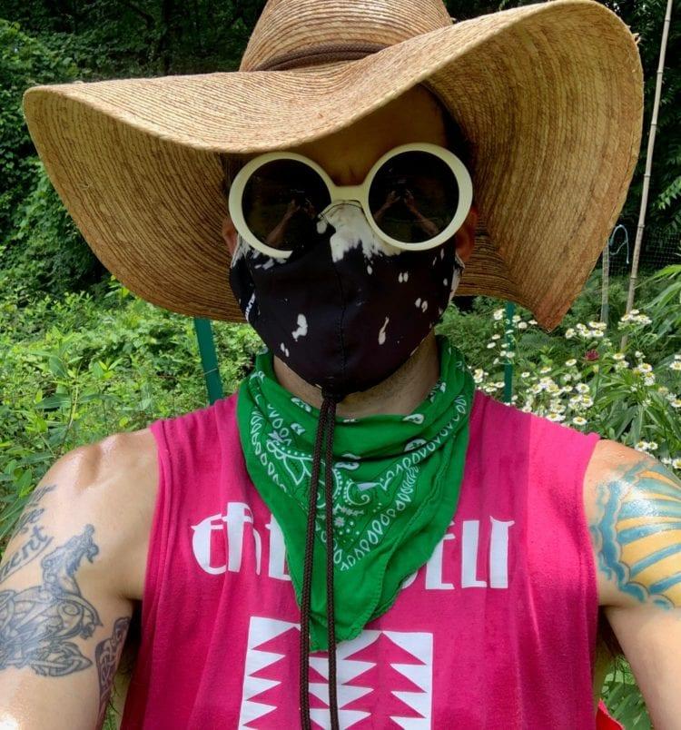 daniel patrick face mask