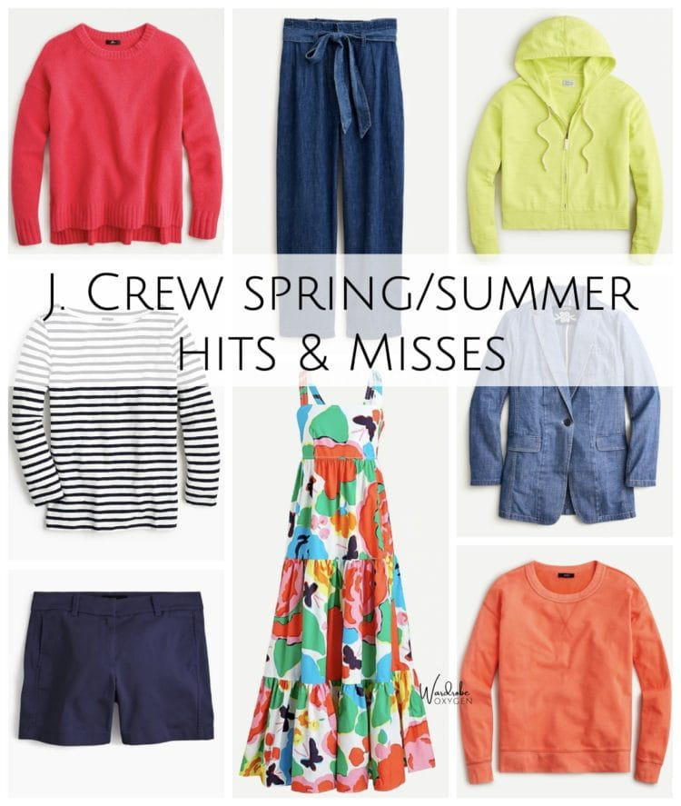 j crew spring summer 2020 review