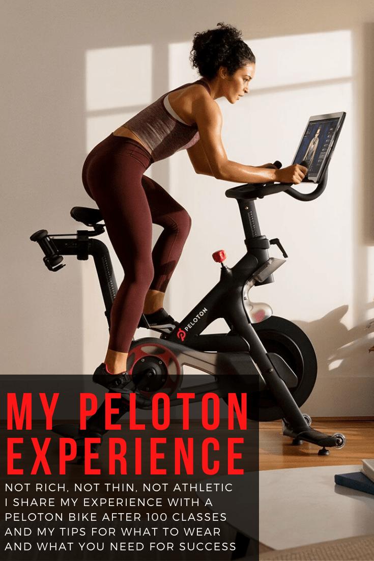over 40 peloton review