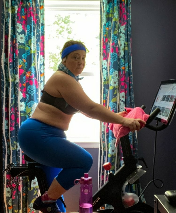 peloton review overweight over 40