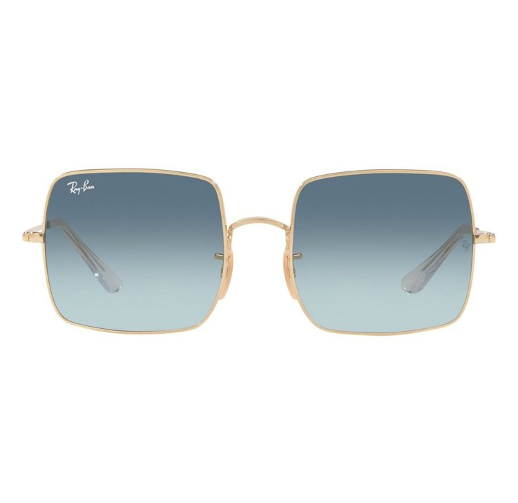 Ray Ban 54mm Square Sunglasses Review