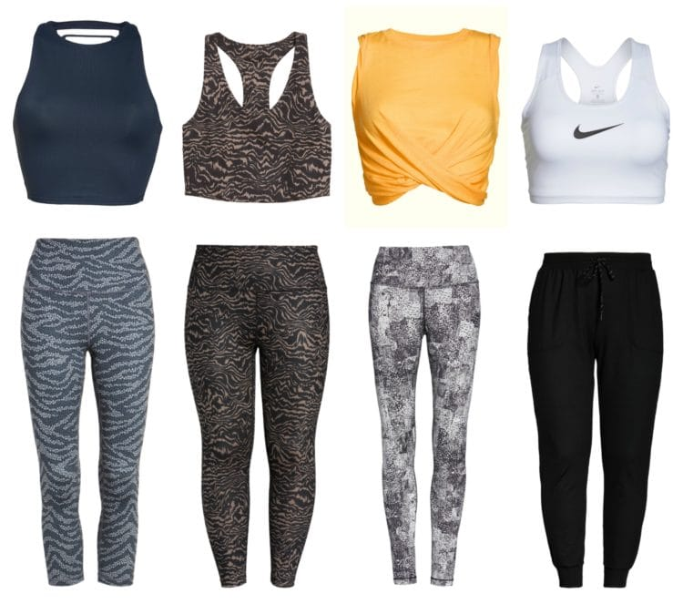 activewear picks from the nordstrom anniversary sale