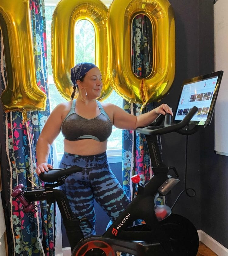 Peloton and torn meniscus: how to get back in the saddle after an injury