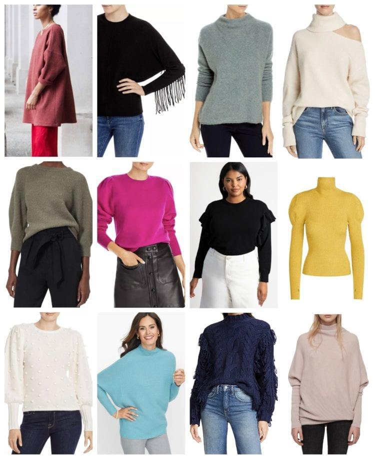 architectual sweaters